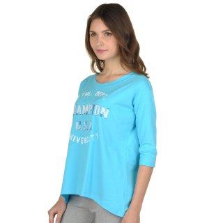 Футболка Champion 3/4 Sleeves T'shirt - фото 2