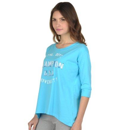 Футболка 3/4 Sleeves T'shirt - 92859, фото 2 - интернет-магазин MEGASPORT