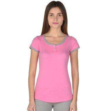 Футболки champion Crewneck T'shirt - 92695, фото 1 - интернет-магазин MEGASPORT