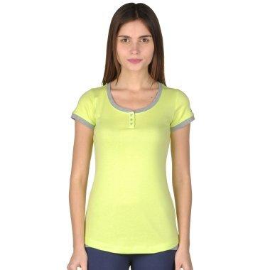 Футболки champion Crewneck T'shirt - 92696, фото 1 - интернет-магазин MEGASPORT