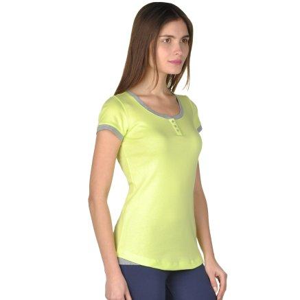 Футболка Champion Crewneck T'shirt - 92696, фото 4 - интернет-магазин MEGASPORT