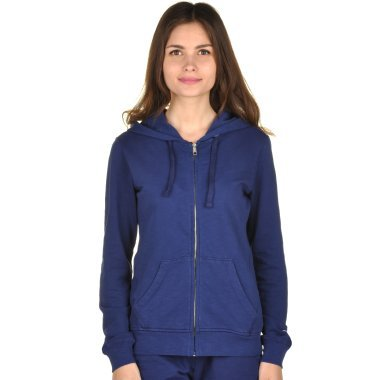 Кофты champion Hooded Full Zip Sweatshirt - 92872, фото 1 - интернет-магазин MEGASPORT