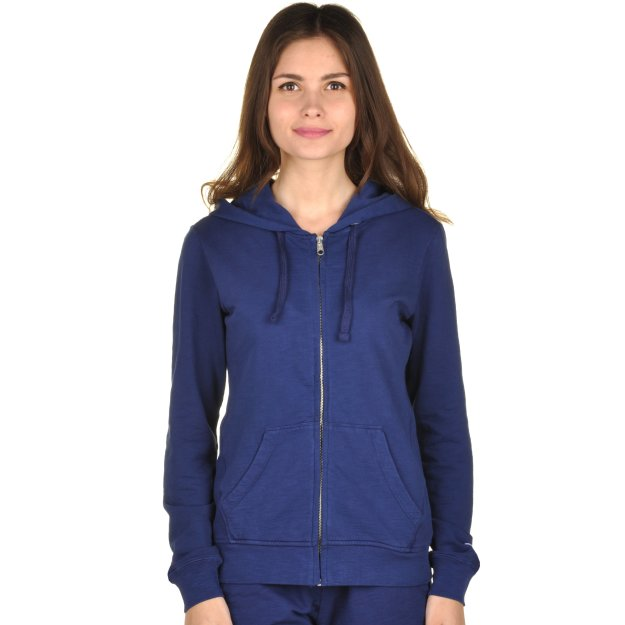 Кофта Champion Hooded Full Zip Sweatshirt - 92872, фото 1 - інтернет-магазин MEGASPORT