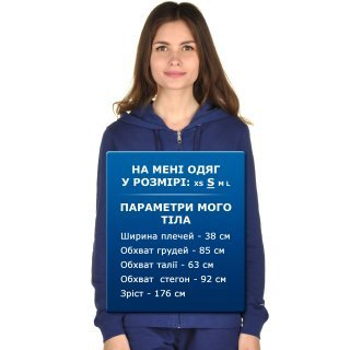 Кофта Champion Hooded Full Zip Sweatshirt - фото 7