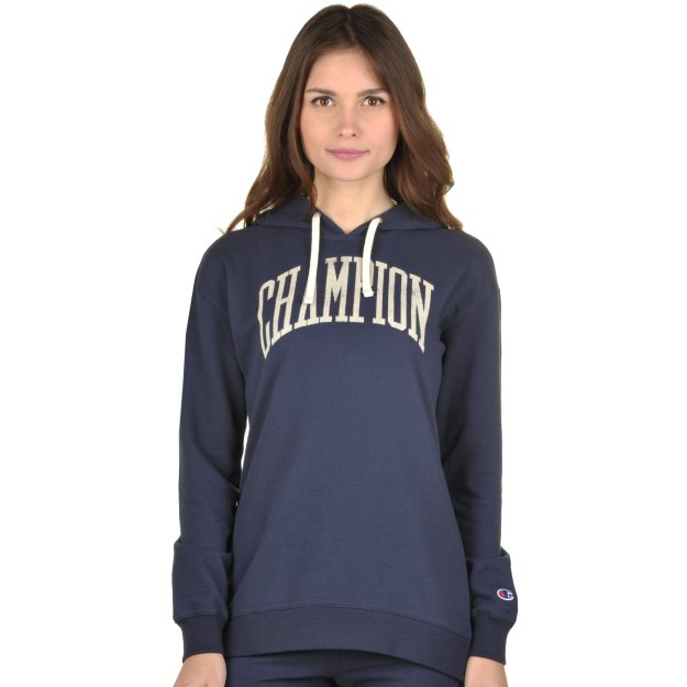 Кофта Champion Hooded Sweatshirt - MEGASPORT