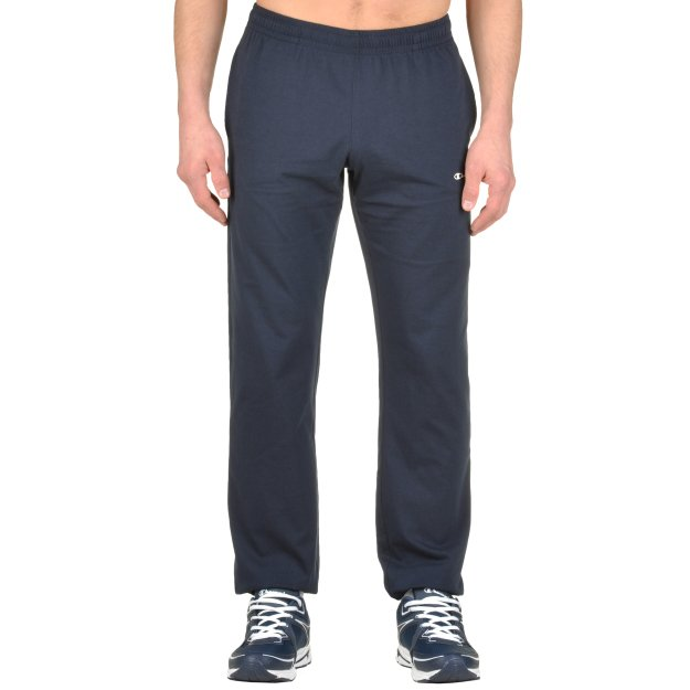 Спортивнi штани Champion Elastic Cuff Pants - 68541, фото 1 - інтернет-магазин MEGASPORT