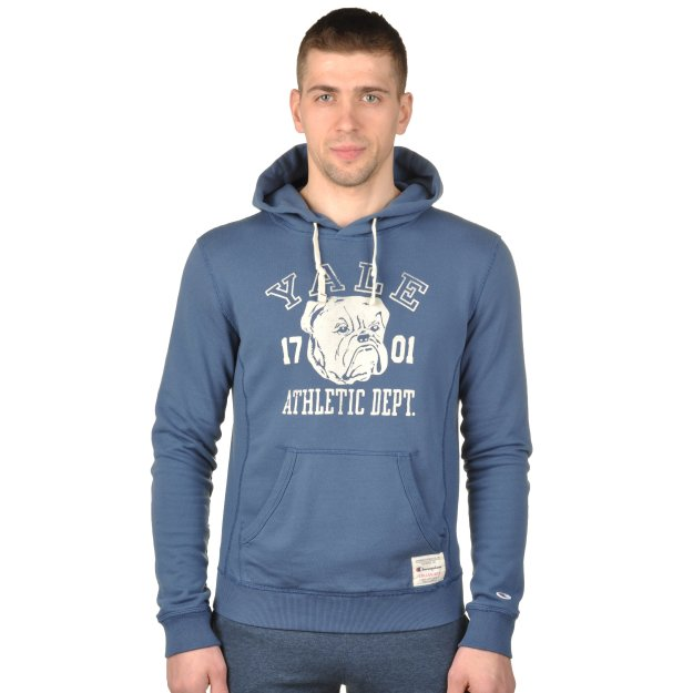 Кофта Champion Hooded Sweatshirt - 92727, фото 1 - інтернет-магазин MEGASPORT