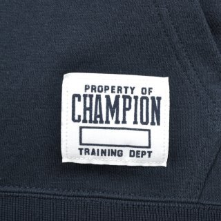 Кофта Champion Hooded Full Zip Sweatshirt - фото 6
