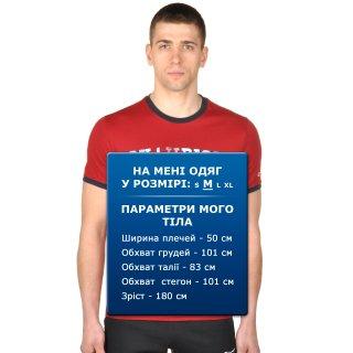 Футболка Champion Ringer T'shirt - фото 6