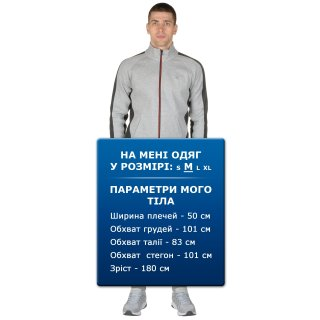 Костюм Champion Full Zip Suit - фото 10
