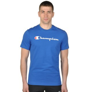 Футболка Champion Crewneck T'shirt - фото 1