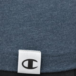 Футболка Champion V-Neck T'shirt - фото 5