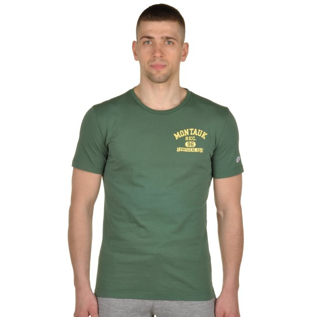 Футболка Champion Crewneck T'shirt - MEGASPORT