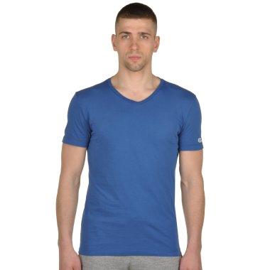 Футболки champion V-Neck T'shirt - 92923, фото 1 - интернет-магазин MEGASPORT
