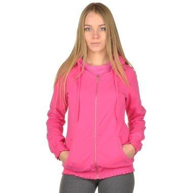 Кофти champion Hooded Full Zip Sweatshirt - 84801, фото 1 - інтернет-магазин MEGASPORT