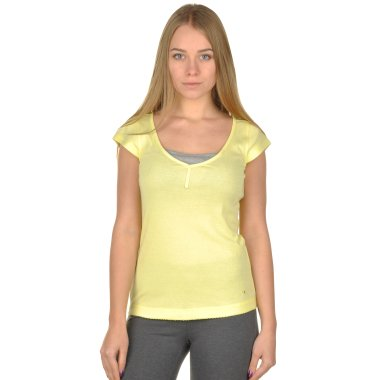 Футболки champion Crewneck T'Shirt - 84814, фото 1 - интернет-магазин MEGASPORT