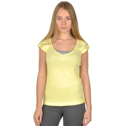 Футболка Champion Crewneck T'Shirt - 84814, фото 1 - интернет-магазин MEGASPORT