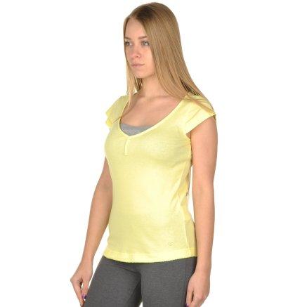 Футболка Champion Crewneck T'Shirt - 84814, фото 2 - интернет-магазин MEGASPORT