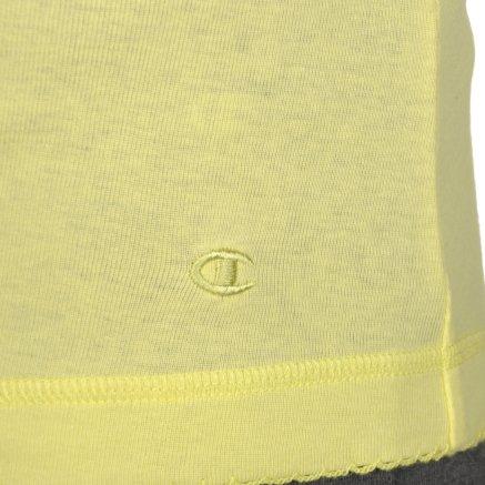 Футболка Champion Crewneck T'Shirt - 84814, фото 5 - интернет-магазин MEGASPORT