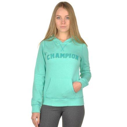 Кофта Champion Hooded Sweatshirt - 84849, фото 1 - інтернет-магазин MEGASPORT