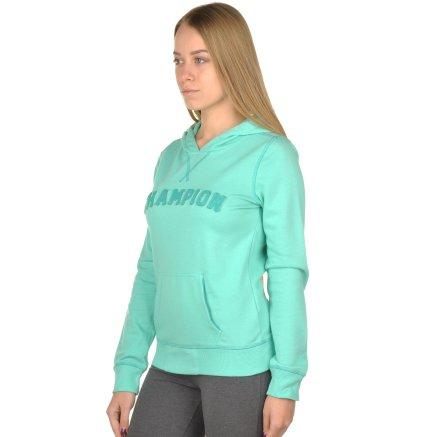 Кофта Champion Hooded Sweatshirt - 84849, фото 2 - інтернет-магазин MEGASPORT