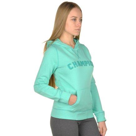 Кофта Champion Hooded Sweatshirt - 84849, фото 5 - інтернет-магазин MEGASPORT