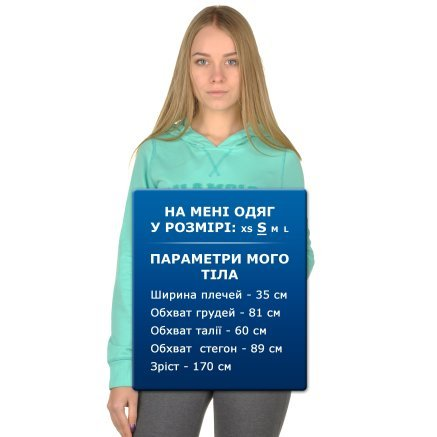 Кофта Champion Hooded Sweatshirt - 84849, фото 7 - інтернет-магазин MEGASPORT
