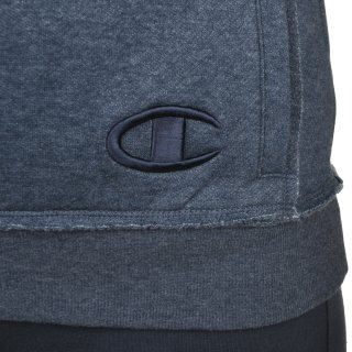 Кофта Champion Hooded Sweatshirt - фото 6