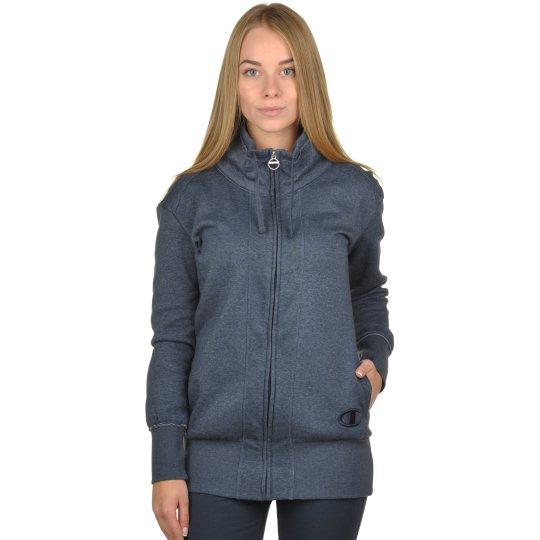 Кофта Champion Maxi Full Zip Sweatshirt - фото