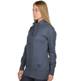 Кофта Champion Maxi Full Zip Sweatshirt - фото 2