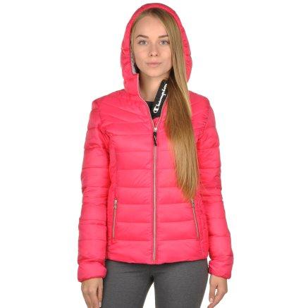 Куртка Champion Hooded Jacket - 97108, фото 4 - интернет-магазин MEGASPORT