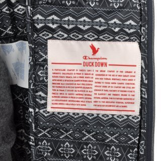 Куртка-пуховик Champion Duck Down Jacket - фото 8