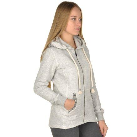 Кофта Champion Hooded Full Zip Sweatshirt - 95319, фото 5 - интернет-магазин MEGASPORT