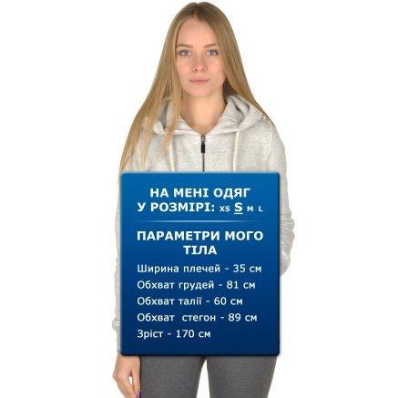 Кофта Champion Hooded Full Zip Sweatshirt - 95319, фото 8 - интернет-магазин MEGASPORT