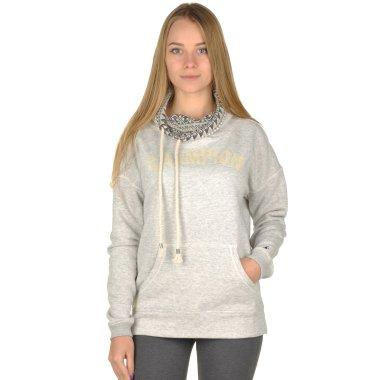 Кофты champion High Neck Sweatshirt - 95320, фото 1 - интернет-магазин MEGASPORT
