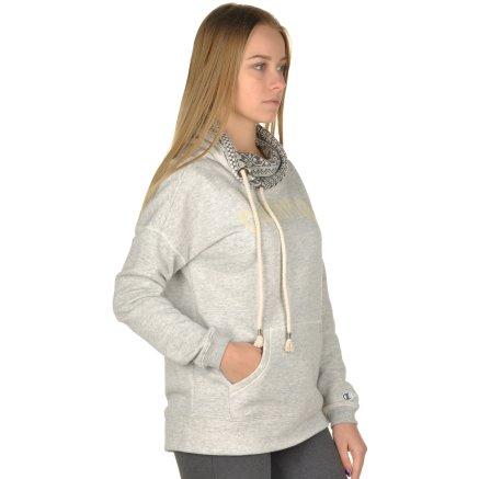 Кофта Champion High Neck Sweatshirt - 95320, фото 4 - интернет-магазин MEGASPORT