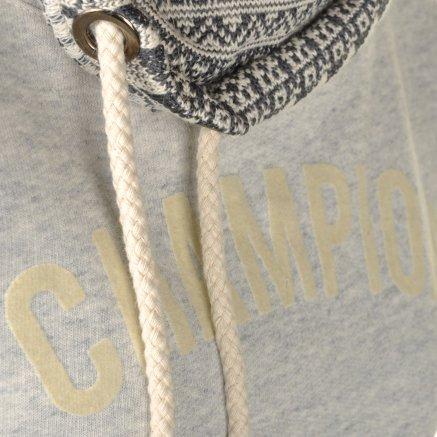 Кофта Champion High Neck Sweatshirt - 95320, фото 5 - интернет-магазин MEGASPORT