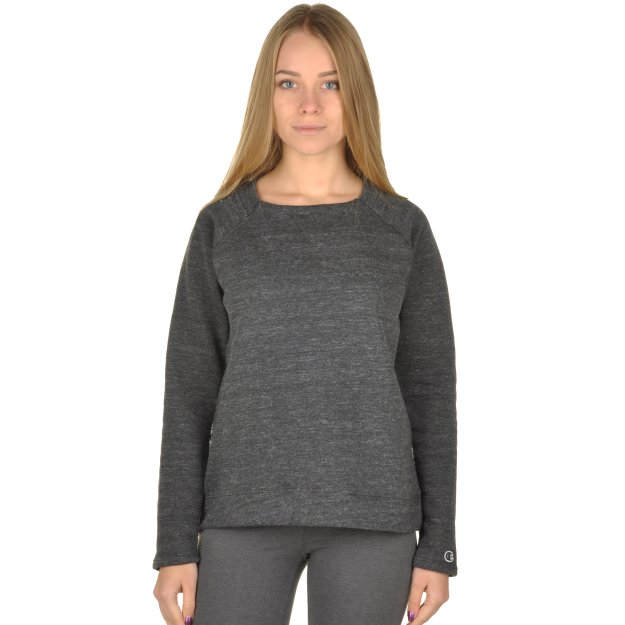 Кофта Champion Crewneck Sweater - MEGASPORT