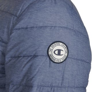 Куртка Champion Hooded Jacket - фото 7