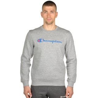 Кофта Champion Crewneck Sweatshirt - фото 1