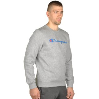 Кофта Champion Crewneck Sweatshirt - фото 4