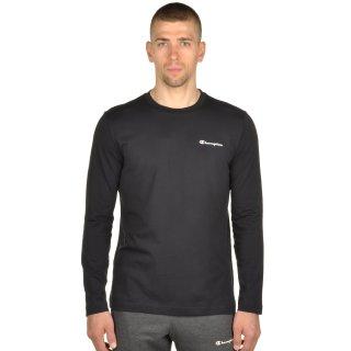 Футболка Champion Long Sleeve Crewneck T-Shirt - фото 1
