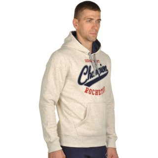 Кофта Champion Hooded Sweatshirt - фото 4