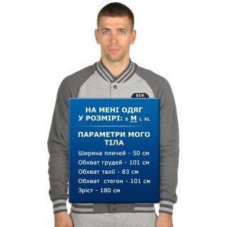 Кофта Champion Bomber Sweatshirt - фото 7