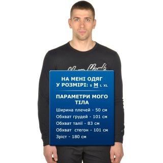 Футболка Champion Long Sleeve T-Shirt - фото 6