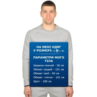 Кофта Champion Crewneck Sweatshirt - фото 7