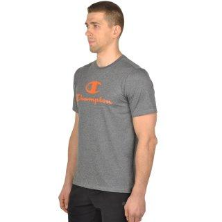 Футболка Champion Crewneck T-Shirt - фото 2