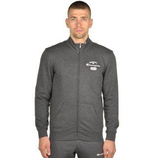 Кофта Champion Full Zip Sweatshirt - фото 1