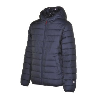 Куртка Champion Hooded Polyfilled Jacket - фото 1