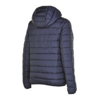 Куртка Champion Hooded Polyfilled Jacket - фото 2